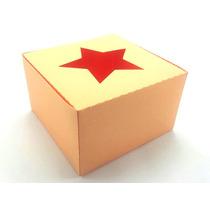 Embalagem Caixinha Para Doces E Lembrancinhas - 50 Unidades
