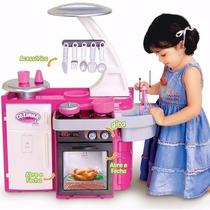 Kit Cozinha Infantil Completa - 12x S/ Juros
