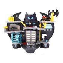 Imaginext Batman Dc Super Friends Batcaverna Mattel
