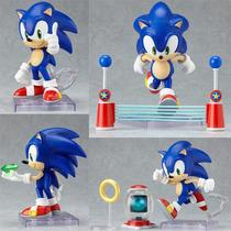 Sonic The Hedgehog - 10 Cm - A Pronta Entrega