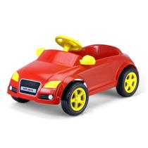 Carro Passeio Pedal Infantil Audi Tt Vermelho - Homeplay