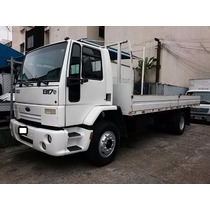 Ford Cargo 1317 E Ano 2008 Toco Carroceria R$ 60.000,00