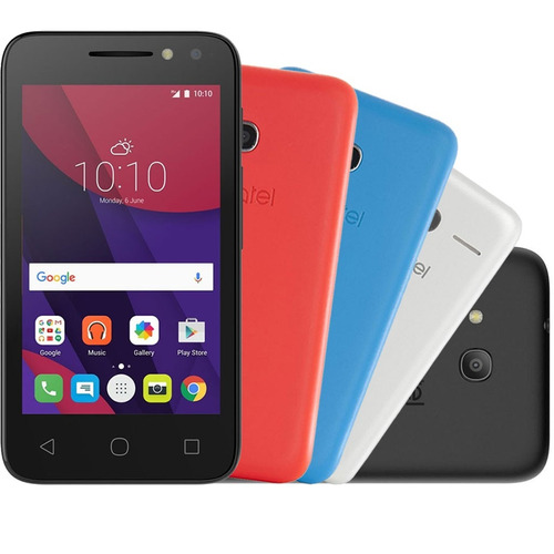 Oferta Smartphone Alcatel One Touch Pixi 4 Colors Dual Chip