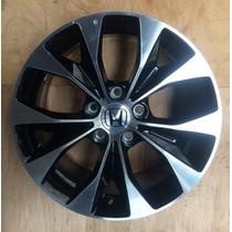 Roda Honda New Civic Aro 17 (original) Preta C/ Diamantado