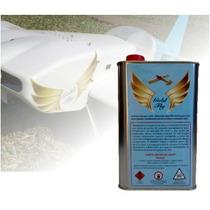 Combustivel P/ Aeromodelo Gold Fly Galão Com 3l