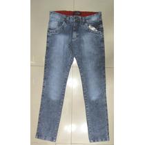 Calça Jeans Skinny Masculina Boca Medio - A Pronta Entrega