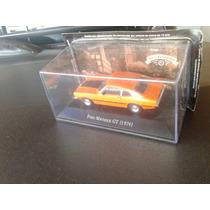 Miniatura Maverick Gt 1974 Coleção Carros Inesquecíveis.