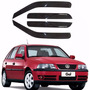 4 Jogo Calha De Chuva Volkswagen Gol G2 G3 G4 2009 4 Portas