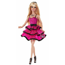 Barbie Style Spotlight - Tudo Com Brilho! - Nova E Lacrada