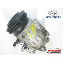 Compressor Ar Condicionado Hyundai I30 2.0 16v 2011 Original