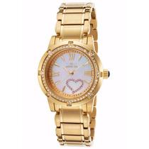 Relógio Invicta Angel 18605 - Dourado Feminino