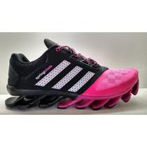 Tênis Adidas Springblade Do 34 Ao 39 Promoção (frete Grátis)