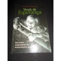 Livro Alejandro Bullóm - Sinais De Esperança
