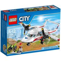 Lego City 60116 Avião Ambulância - Lego