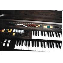 Orgão Eletronico Yamaha, Som Maravilhoso, Efeito Leslie