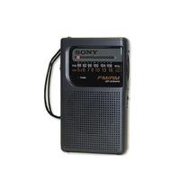 Rádio Portátil Sony Icf-s10mk2 Am Fm
