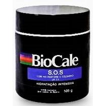 Hidratação Intensiva Sos Biocale Com Bio Restore E Colágeno
