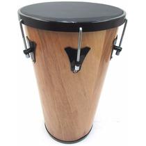 Timba 50x11 Madeira Verniz - Forte Musica
