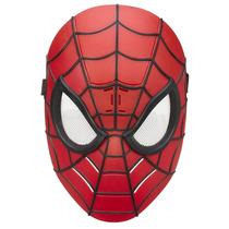 Máscara Eletrônica Web Warriors Homem Aranha - Hasbro
