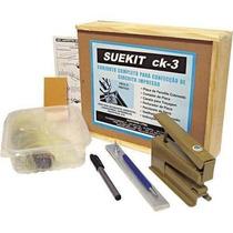 Kit Suetoku P/ Circuito Impresso De Eletrônica Suekit Ck-3