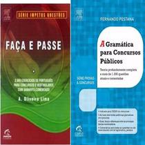 Faça E Passe + Gramática Para Concursos. Seja Aprovado Já!