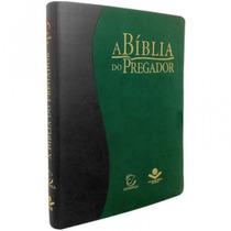 Bíblia Do Pregador Ra Luxo Grande 17x23,5 Quase 2000 Esboços