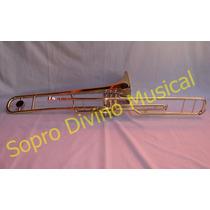 Trombone De Pisto Sib Quasar Qsl 401l