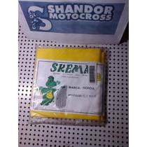 Capa Banco Nx 350 Sahara Xlx350 Amarelo