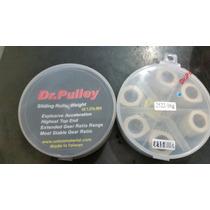 Kit Roletes Dr Pulley Dafra Laser 13 Gramas