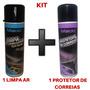 Higienização Limpa Ar Condicionado E Protetor De Correias