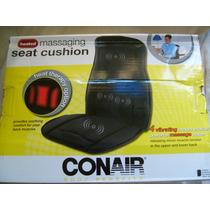 Assento Massageador Massagem Conair Controle Remoto Com Fio
