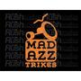 Adesivo Madazz Trikes 1 Frete Gratis