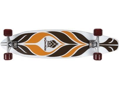 Skate Longboard 96,5cmx20cmx11,5cm Maori Mor Mania Virtual