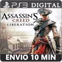 Assassins Creed Liberation Psn Cod Melhor Preço