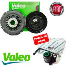 Kit Embreagem + Atuador Dualogic Fiat Palio Idea Stilo-novo