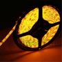 Fita Led Siliconada Prova Dágua Rolo 5mts 5050 12 V Amarelo