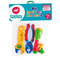 Ferramentas De Brinquedo Kit Pequena Oficina - Calesita