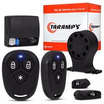 Alarme De Carro Taramps Tw20 Automotivo 2 Controle Universal