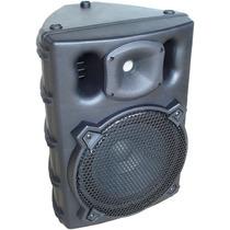 Kit De 2 Caixas Amplificada E Acústica Csr 770a Usb Sd 100 W