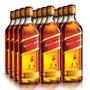 Whisky Johnnie Walker Red Label Original Caixa Com 6l