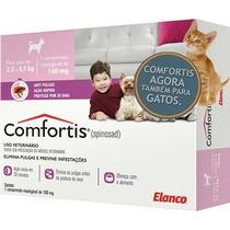 Comfortis Pp Tablete Mastigável Antipulgas (spinosad) - Un