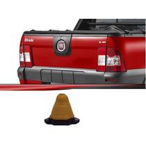 Batente Suspensao Traseira (feixe Molas) Fiat Strada 08...