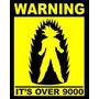Plaquinha Placa Warning It
