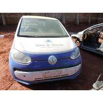 Sucata Volkswagen Up Flex Para Venda De Peças Usadas