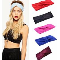 Turbante Faixa Feminino Fashion Verão 2016 Vintage Atacado