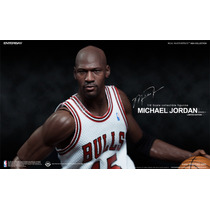 Enterbay Nba Michael Jordan #45 I'm Back Home Version 1/6