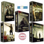 Dvd The Walking Dead 1ª, 2ª, 3ª, 4ª E 5ª Temporadas