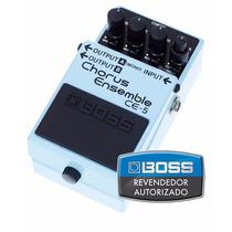 Pedal Boss Chorus Ensemble Ce-5 - Loja Oficial Boss