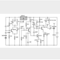 Esquema De Transmissor Fm De 15 Estério 15 Whats E 20 E 8 P