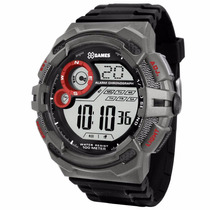 Relógio X-games Xmppd239 - Promoçao - Garantia E Nota Fiscal